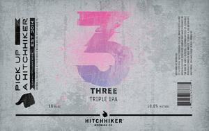 Three - Triple IPA - 4-Pack